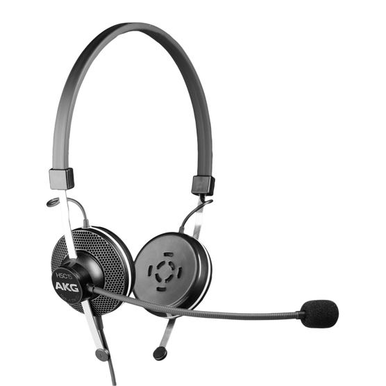 HSC15 - Black - High-performance conference headset - Hero