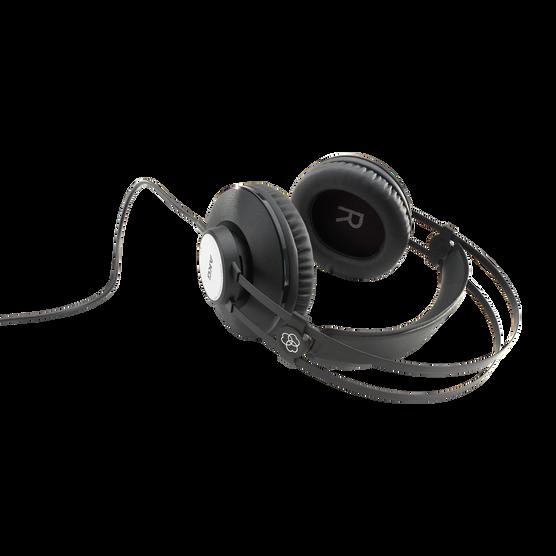 K72 - Black - Closed-back studio headphones - Detailshot 2