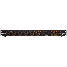 DMM14 UL - Black - Reference digital automatic microphone mixer w/LAN interface via Ethernet - Hero