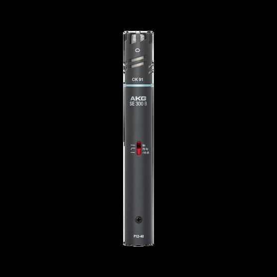 C391 B - Grey - High performance condenser microphone - Hero