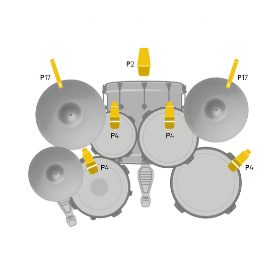 Drum Set Session I