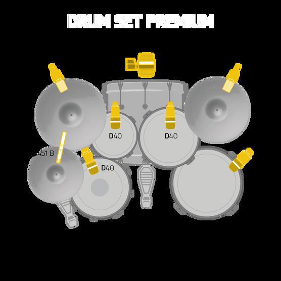 Drum Set Premium
