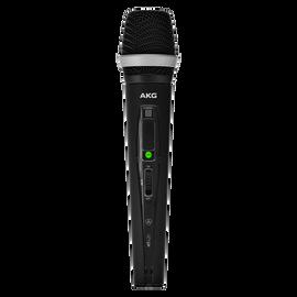HT420 BandU2 - Black - Professional wireless handheld transmitter - Hero
