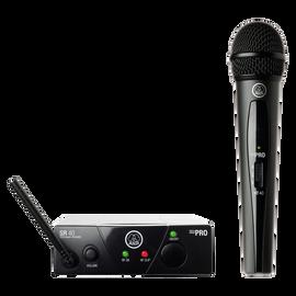 WMS40 Mini Vocal Set Band-US45-C - Black - Wireless microphone system - Hero