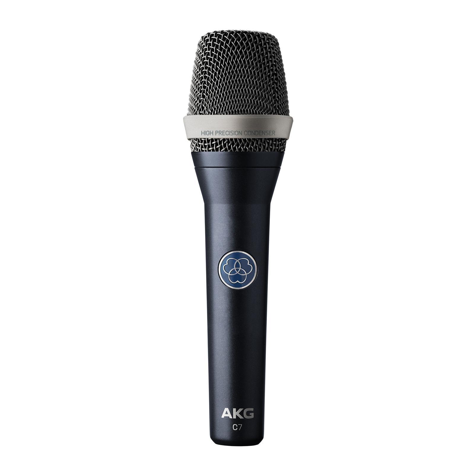 C7 - Matte-Grayish-Blue - Reference condenser vocal microphone - Hero