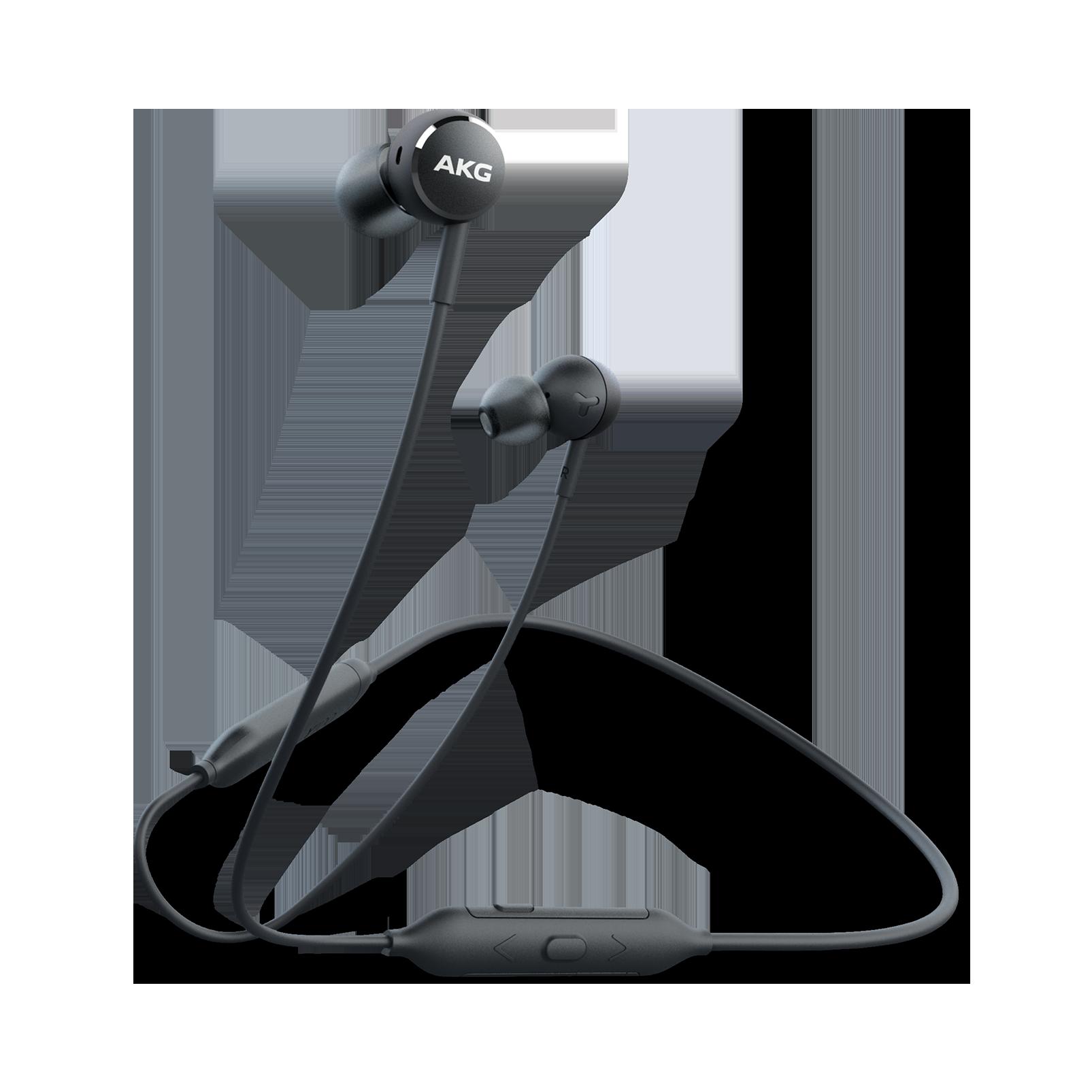 AKG Y100 Wireless - Black - Wireless in-ear headphones - Hero